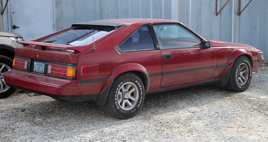 File 1986 Toyota Supra Ma67 Us Rear Right Jpg
