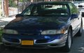 1995 Ford Thunderbird LX 40th Anniversary Edition front.JPG