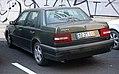 1996 Volvo 460 GLT rear left.jpg