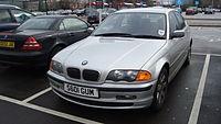 1998 BMW 323I (12882385073).jpg