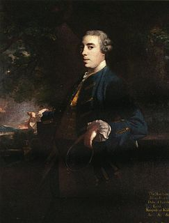 James FitzGerald, 1st Duke of Leinster Irish nobleman, soldier and politician