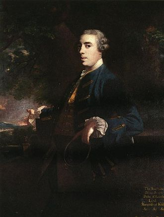 James FitzGerald, 1st Duke of Leinster - Image: 1st Duke Of Leinster