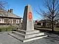2. Radviliškis. Vytauto paminklas.JPG