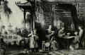 20-century-impressions-of-Hongkong-(1908)-Ceremonies-14-Ladies-of-mandarins-family-at-cards.png