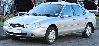 Ford Mondeo (first generation) - Liftback (facelift)