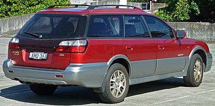 Subaru Legacy (third generation) - Wikiwand