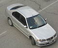 2005 Rover 45 - front, top view.jpg