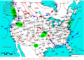 2007-06-10 Surface Weather Map NOAA.png