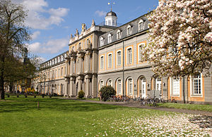 Electoral Palace, Bonn - The building in 2007