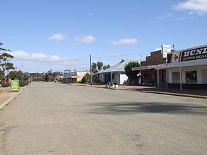 Ongerup, Western Australia - Eldridge Street, Ongerup