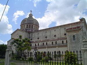 Iglesia de Jesús de Miramar - Side View (taken August 2007)