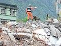 2008년 중앙119구조단 중국 쓰촨성 대지진 국제 출동(四川省 大地震, 사천성 대지진) SSL26852.JPG