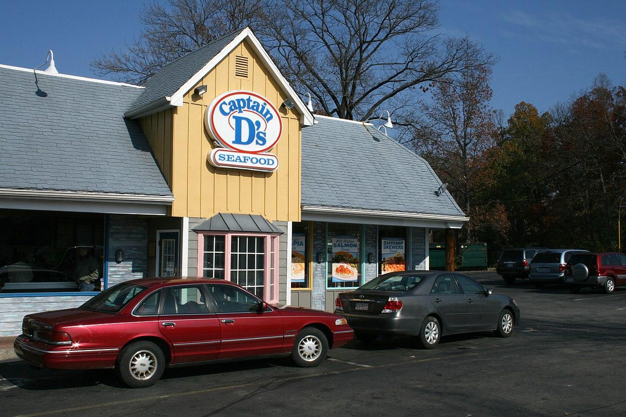 Captain D S Seafood Kitchen Cedartown Lisa