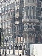 2008 Mumbai terror attacks Taj Hotel Wasabi Restaurant burned