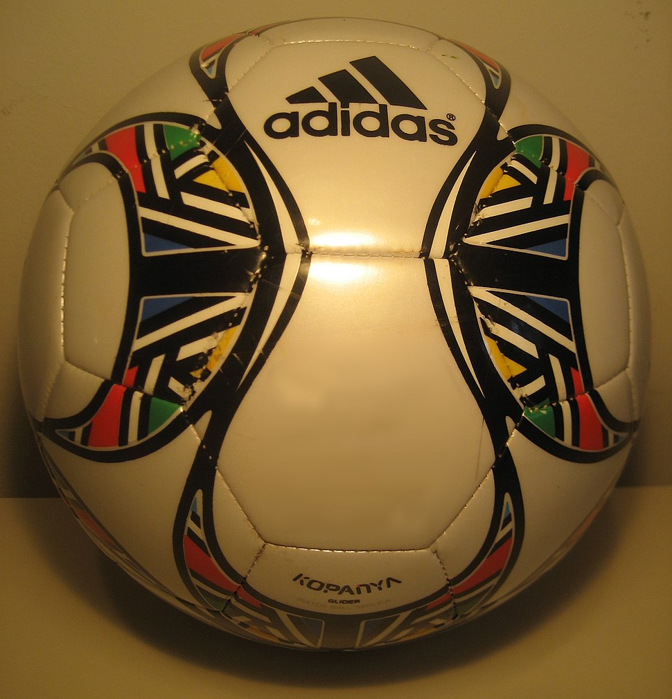 2009 FIFA Confederations Cup ball by adidas