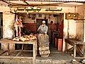 2009 India Butcher's shop in Muslim district of Mysore.jpg