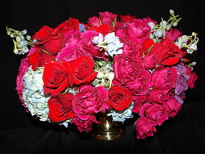 2009 Obama inaugural luncheon flowers.jpg