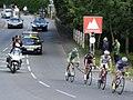 2009 Tour of Britain in Cheddleton - geograph.org.uk - 1493505.jpg