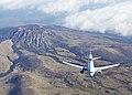 2011년2월 공군 E737 조기경보기 제주도 한라산 상공 비행(1) (7208972456).jpg
