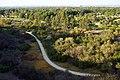 2013, View West, Bike-Jog-Walk Trail, Sand Canyon Wash, Tributary of San Diego Creek-Wetlands-Estuary - panoramio.jpg