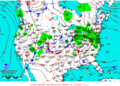 2013-01-28 Surface Weather Map NOAA.png