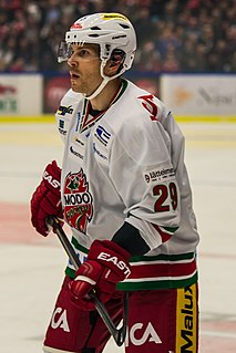 Anssi Salmela ice hockey player