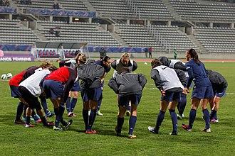 Stade Sébastien Charléty - Image: 20130323 PSG Juvisy 001