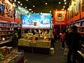 2013TIBE Day5 Hall2 Gaeabooks Booth Interior 20130203.JPG