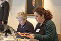 2013 Royal Society Women in Science editathon 33.jpg