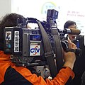 2013 Taipei IT Month Sony Betacam SX of CTV News 20131205.jpg