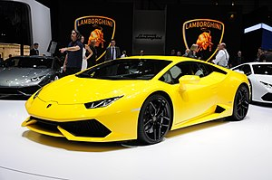 Lamborghini - Huracán