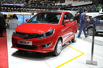 Tata Motors - Tata Bolt