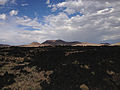 2014-07-18 17 06 37 View across the top of the Black Rock Lava Flow, Nevada.JPG