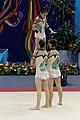 2014 Acrobatic Gymnastics World Championships - Women's group - Finals - Portugal 03.jpg