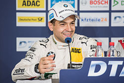 2014 DTM HockenheimringII Augusto Farfus by 2eight 8SC3378.jpg
