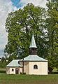 2014 Kapliczka w Wolanach 03.JPG