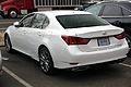 2014 Lexus GS350 AWD rear.jpg