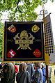 2015-06-20 200 Jahre Schlacht bei Waterloo, Welfenbund, The Royal British Legion, Hannover, Waterloosäule, (62).JPG