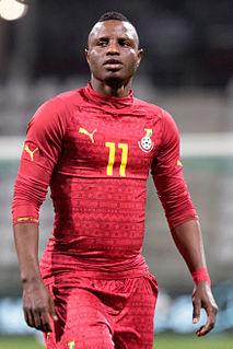 Mubarak Wakaso Ghanaian footballer