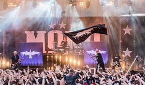 Mono Inc. - At Blackfield Festival 2015