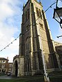 2016-01-14 Bell tower, St Peter and St Paul, Cromer.JPG