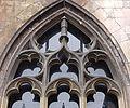 2016-Maastricht, St-Servaasbasiliek, Pandhof, westelijke kloostergang, raam 1a.jpg