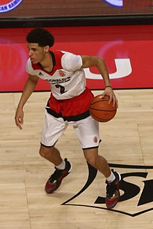 062734c0a Lonzo Ball - Wikipedia
