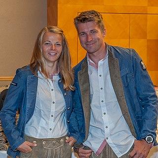 Tanja Frank Austrian competitive sailor