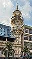 2016 Rangun, Centrum, Meczet Surti Sunni Jamah (02).jpg