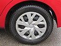 2017-12-20 (112) Michelin Alpin A4 175-65 R 15 tire at Park and Ride Bahnhof Stockerau.jpg