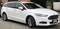 2017 Ford Mondeo (MD) Ambiente station wagon (2018-03-07) 01.jpg