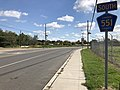 2018-10-03 11 19 08 View south along Camden County Route 551 (Broadway) just south of Woodland Avenue in Camden, Camden County, New Jersey.jpg