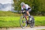 20180924 UCI Road World Championships Innsbruck Women Juniors ITT Petra Machalkova DSC 7588.jpg