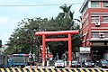 2018Xizhi Shrine torii.jpg